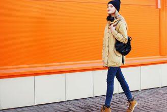 暖かいのに太って見えない。厚手ニット&コートを使った冬の着やせコーデ術