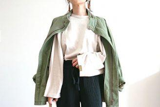 ミリタリージャケットのおすすめ&コーデ2019春夏