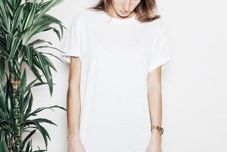 フレンチスリーブも。白Tシャツ&カットソーのおすすめ2019春夏