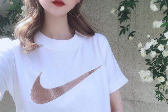 【NIKE】Tシャツのコーデ。サイズ感も解説
