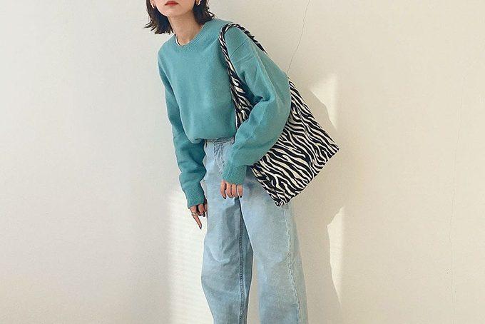 【ユニクロ】プレミアムラムクルーネックセーター徹底レビュー。サイズ感&カラー